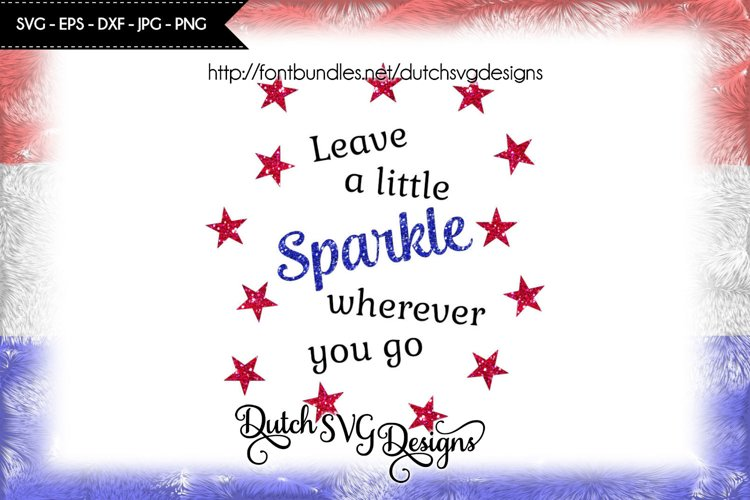 Text cutting file Sparkle with stars, sparkle svg, star svg example image 1