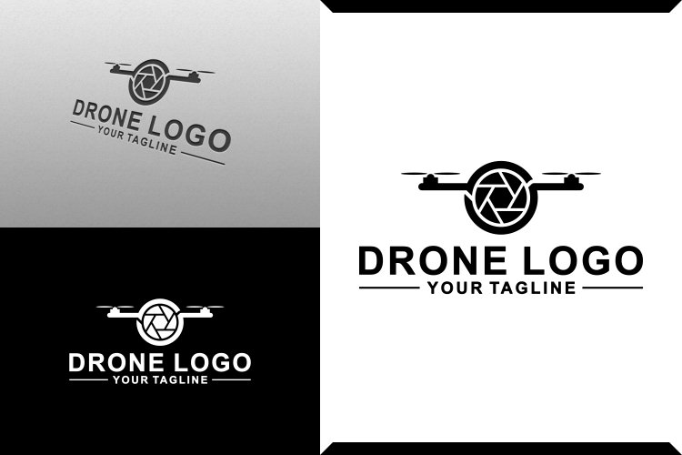 drone logo example image 1
