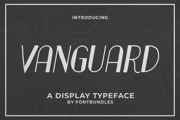 Web Font Vanguard