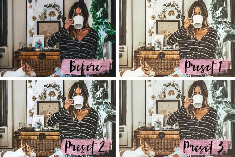 3 Mobile Lightroom Presets AIRY example 5