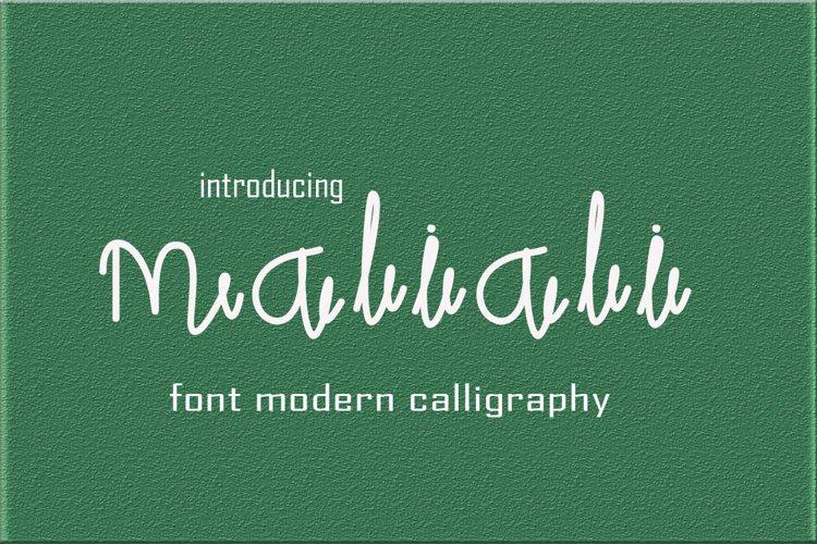 Maliali example image 1