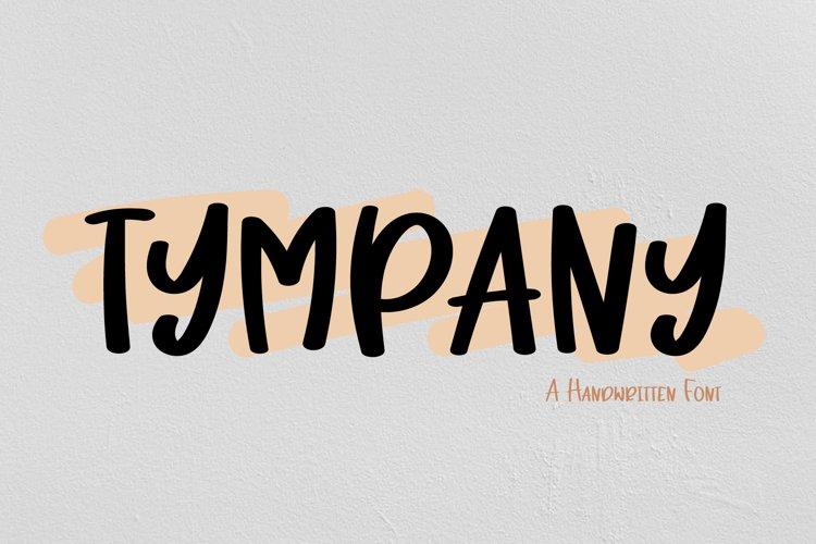 Tympany example image 1