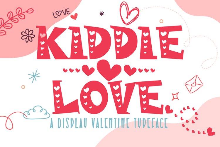 Kiddie Love example image 1