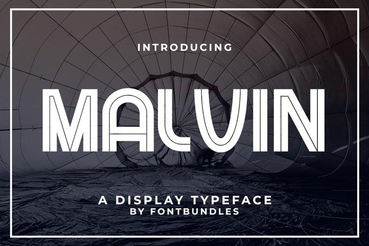 Malvin example image 1