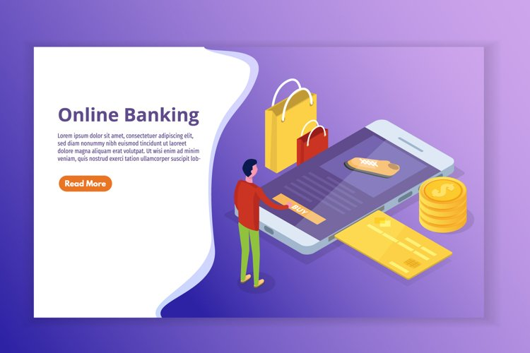 Online banking and Shoping, Mobile payments, Transfer money