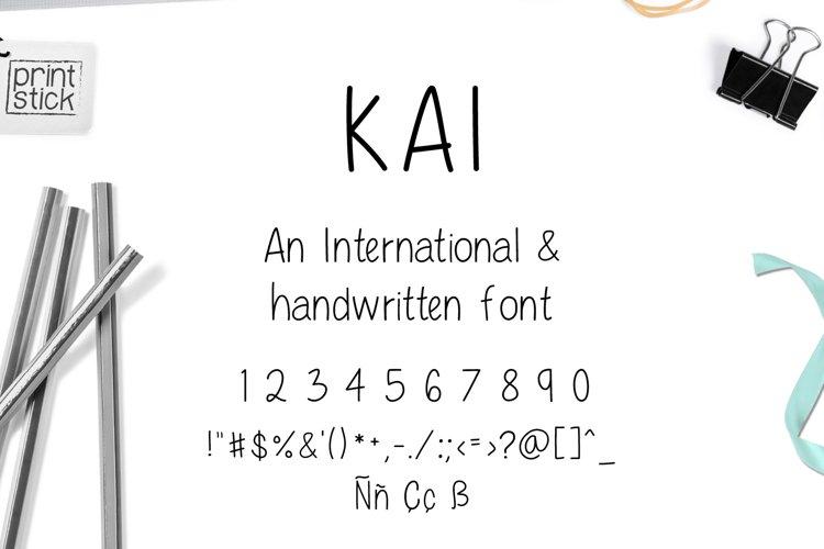 Kai example image 1