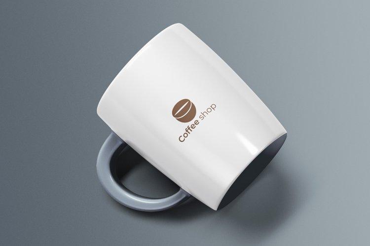 Coffee shop Minimal Logo example image 1