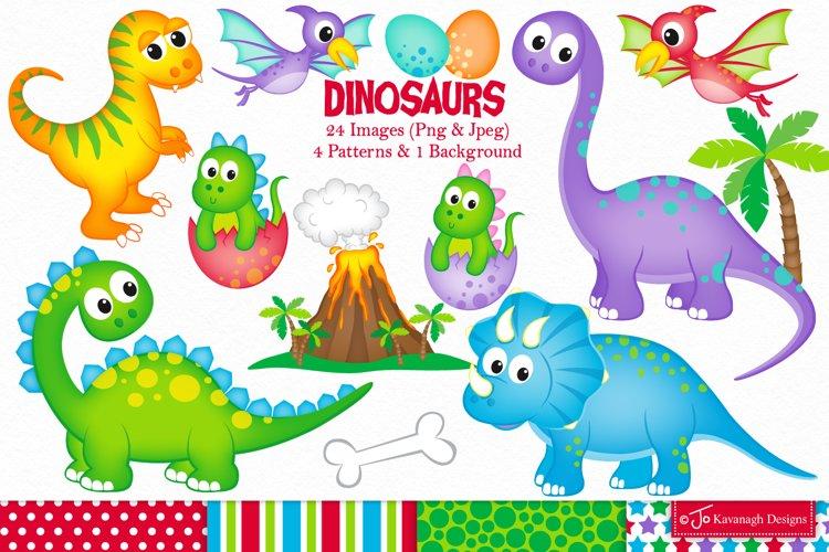 Dinosaur clipart, Dinosaurs graphics & Illustrations, T-rex