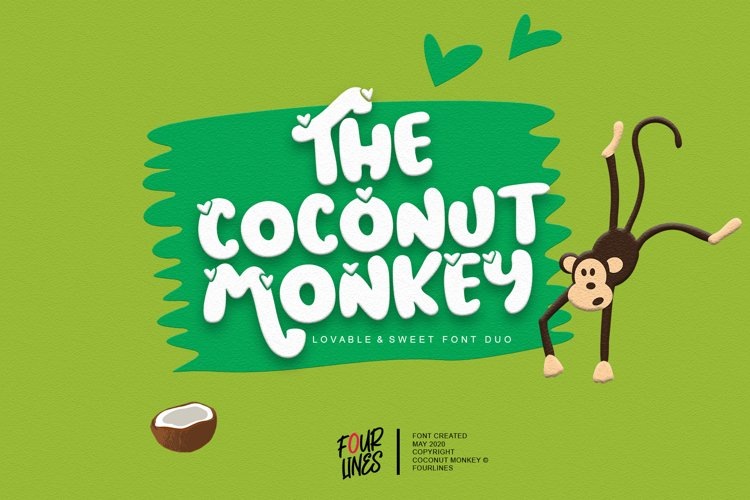 Coconut Monkey example image 1