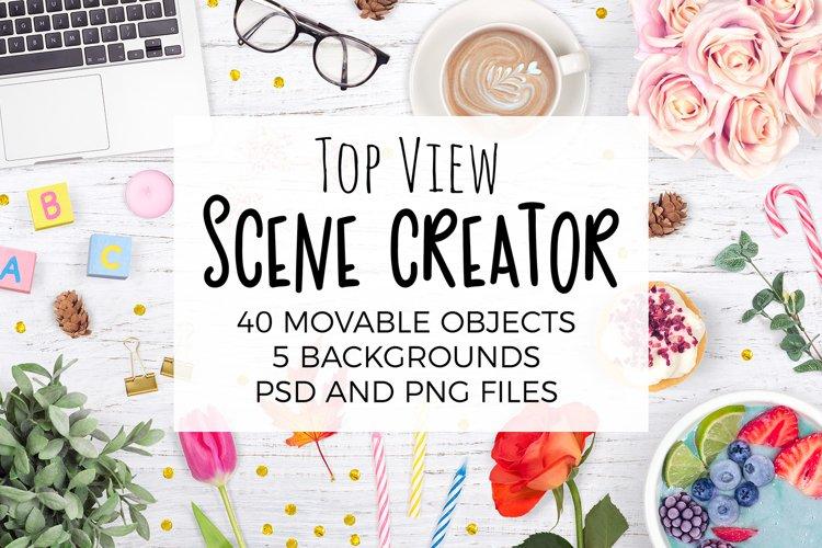 Scene Creator Top View example image 1