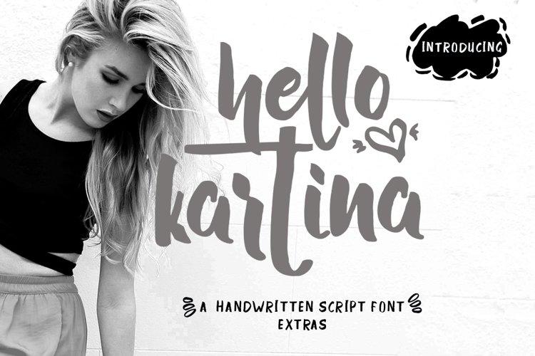 Hello Kartina example image 1
