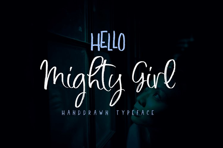 Mighty Girl example image 1
