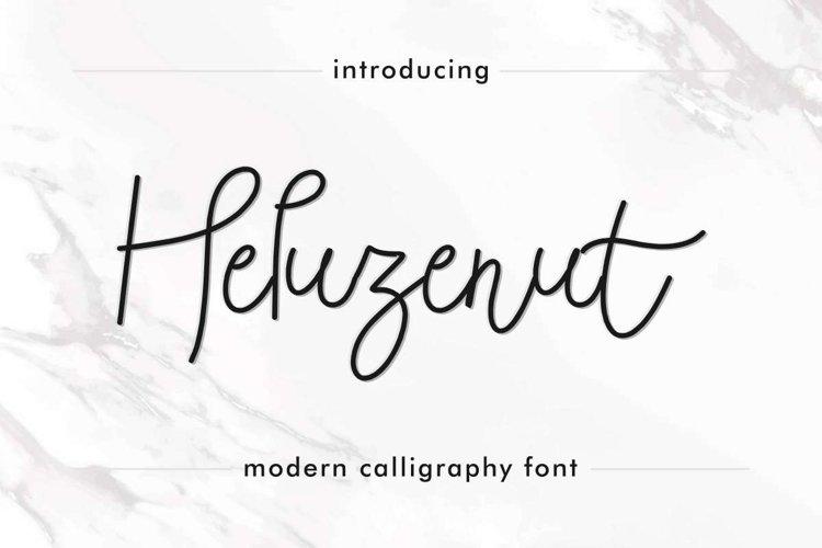 Heluzenut example image 1