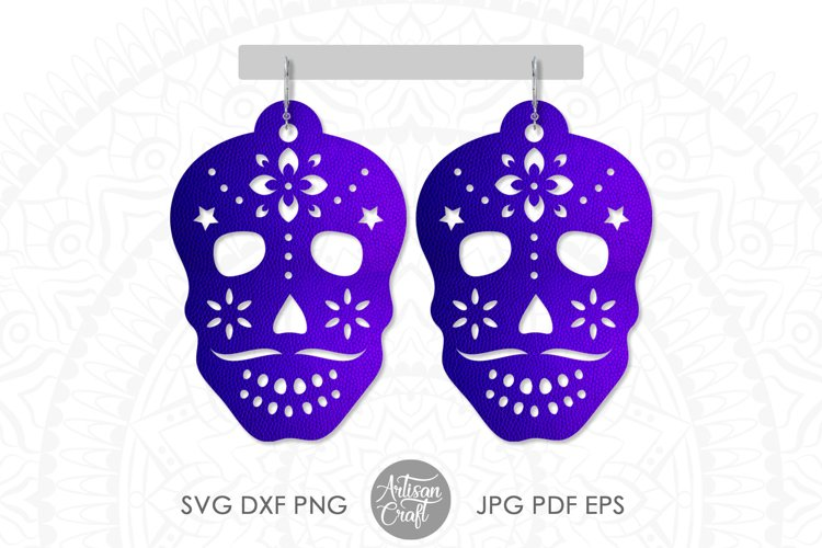 Day of the dead EPS Cutfile PDF