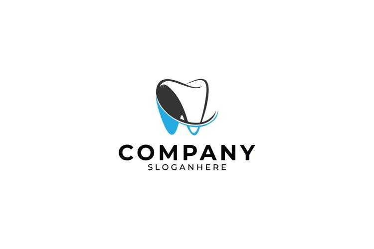 Dentist Tooth Dental Logo example image 1