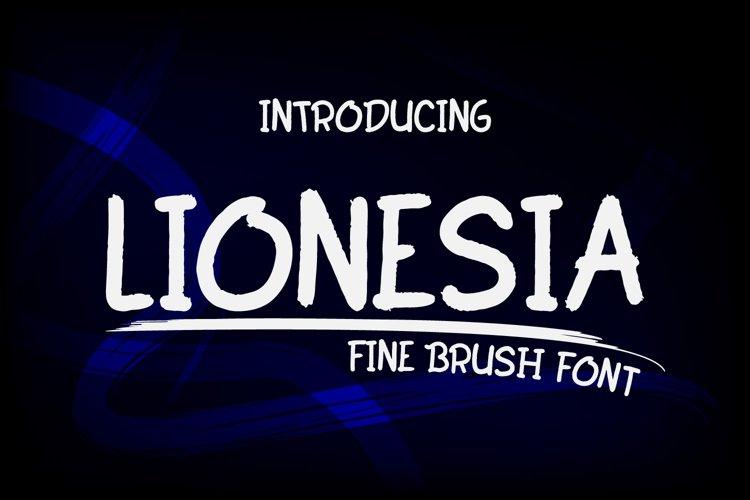 Lionesia example image 1
