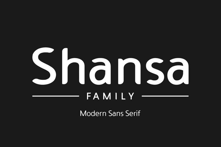 Shansa Family example image 1