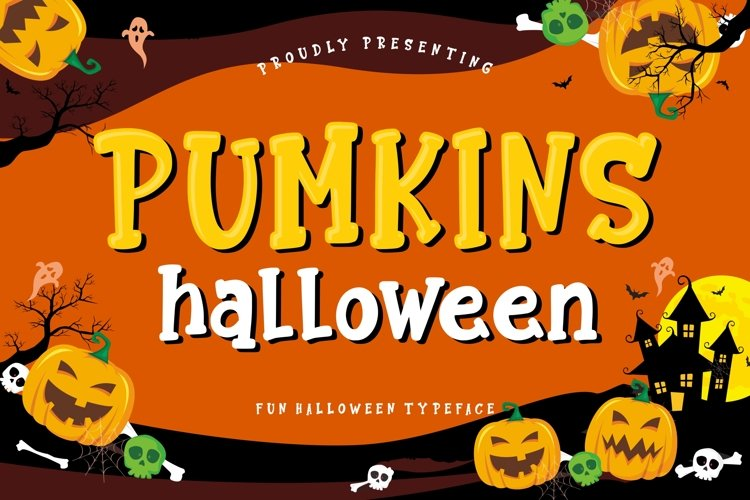 Pumkins Halloween example image 1