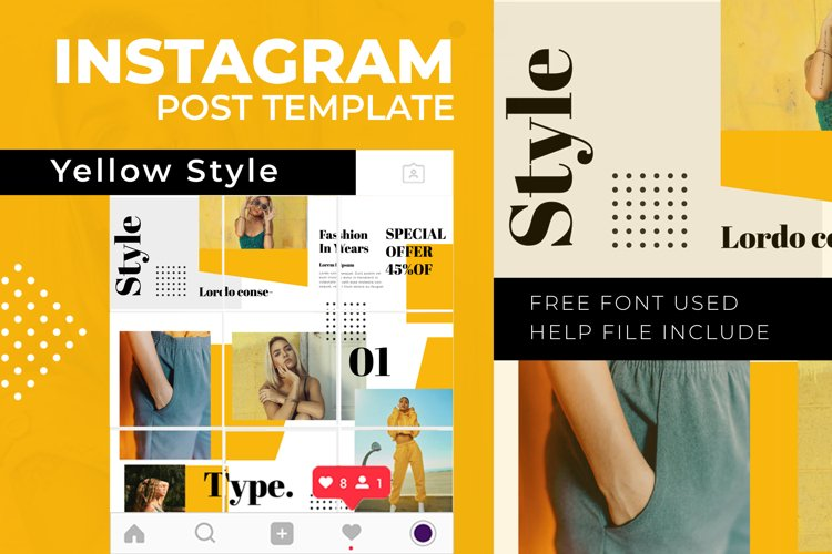 Style | Instagram Post example image 1