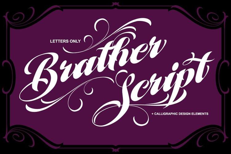 Brather Script example image 1