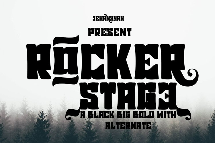 Rocker stage example image 1