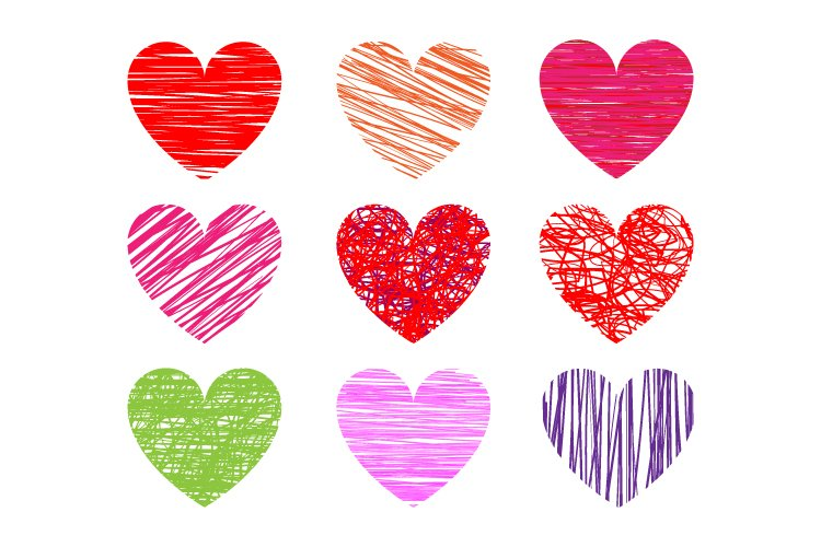 heart shape collection example image 1