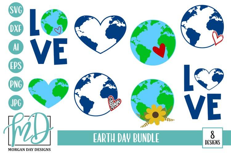 Earth Day Bundle SVG - Planet SVG