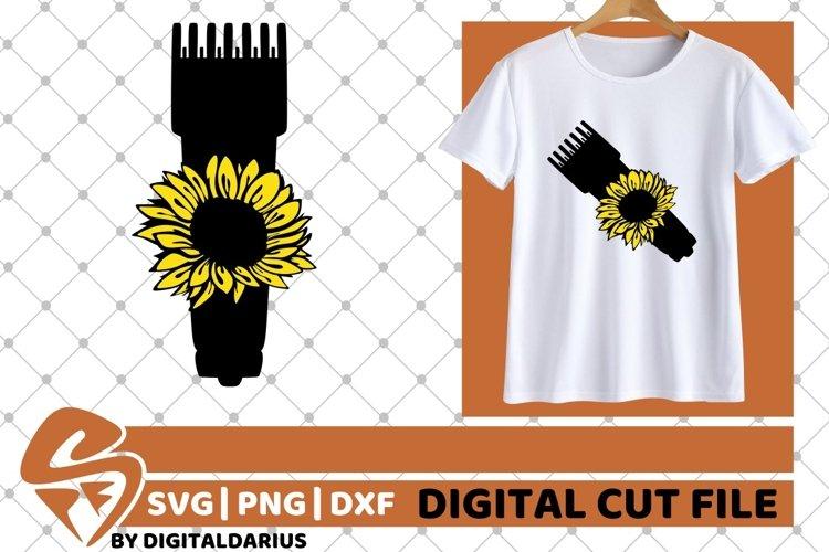 Download Hair Clipper Svg Sunflower Svg Hair Stylist Hairdresser 603772 Cut Files Design Bundles