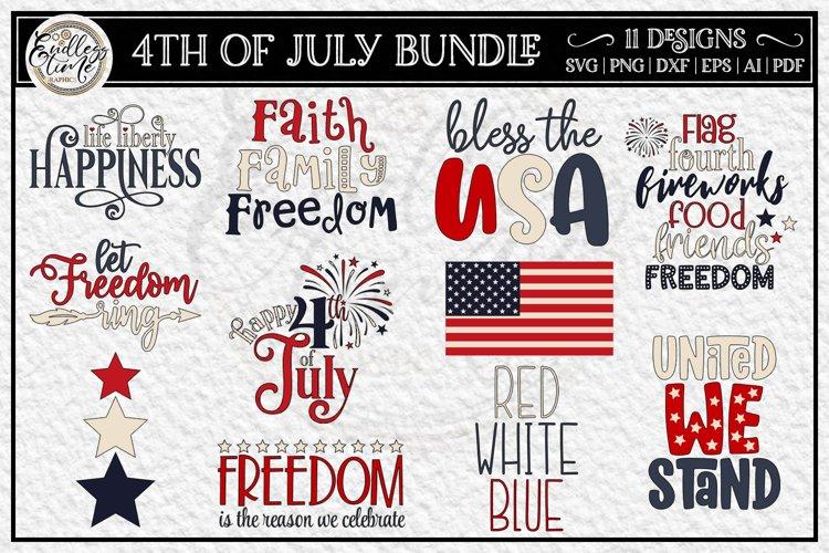 4th of July SVG Bundle Volume 2 - A Patriotic SVG Bundle
