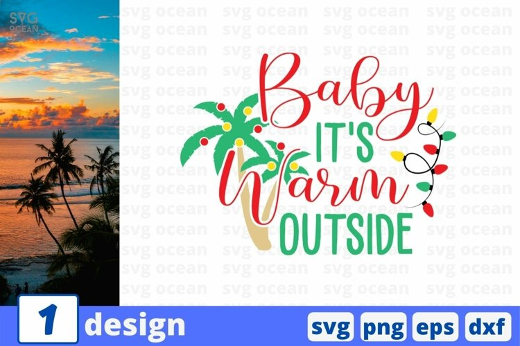 Christmas In July SVG Cut File   Christmas svg   Quote
