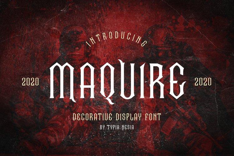 Maquire Fantasy Display example image 1