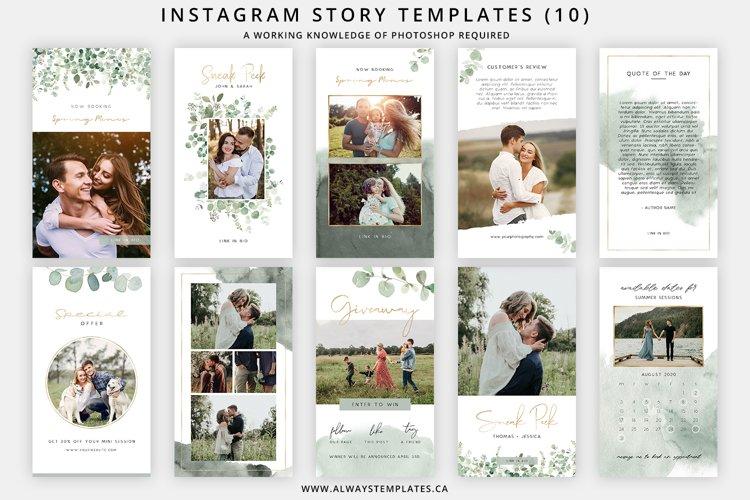 Instagram Stories Templates IGS004