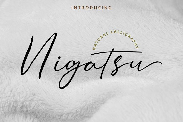 Nigatsu example image 1