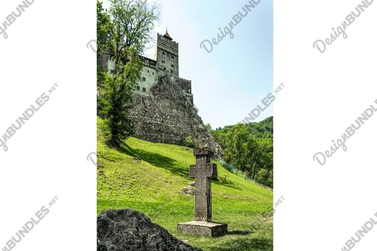 Bran Castle, residence of the vampire Dracula example image 1