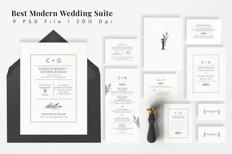 Best Modern Wedding Suite example image 1