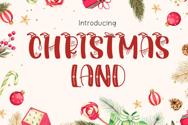 Christmasland example image 1