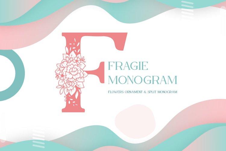 Fragie Monogram