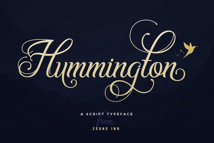 Hummington example image 1