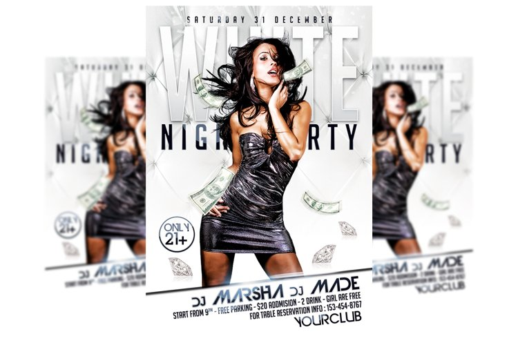 Night Club Party example image 1