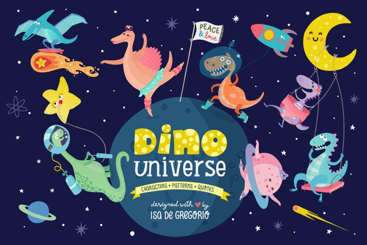 Dino Universe example image 1