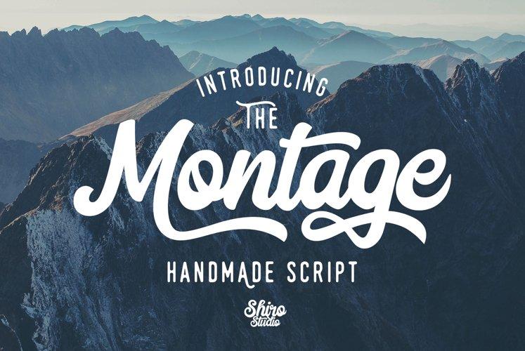 Montage Script example image 1