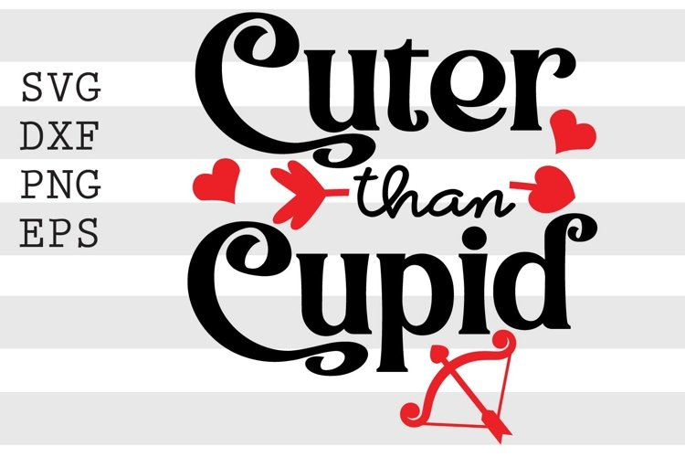 Cuter Than Cupid SVG