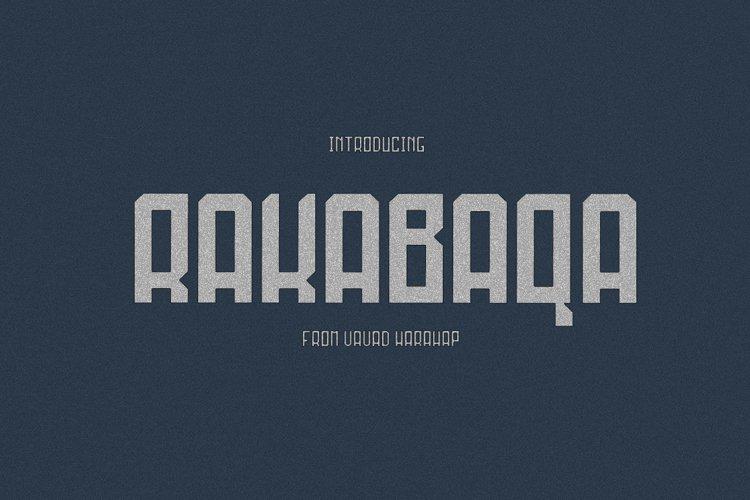 BAKARAQA example image 1