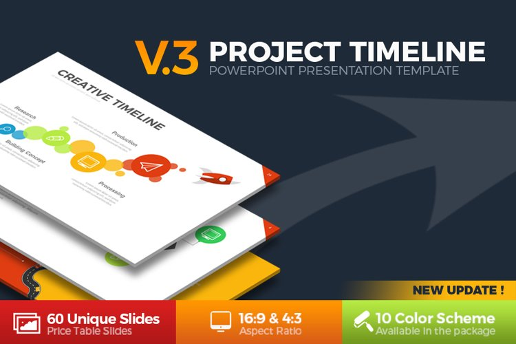 Project Timeline - Updated V.3 example image 1