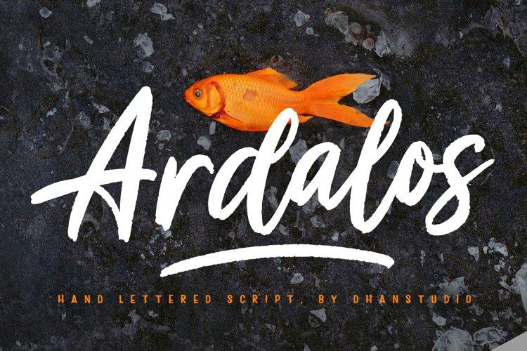Ardalos example image 1