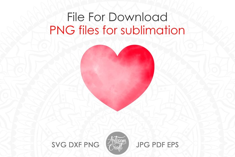Heart SVG & PNG Clipart example 5