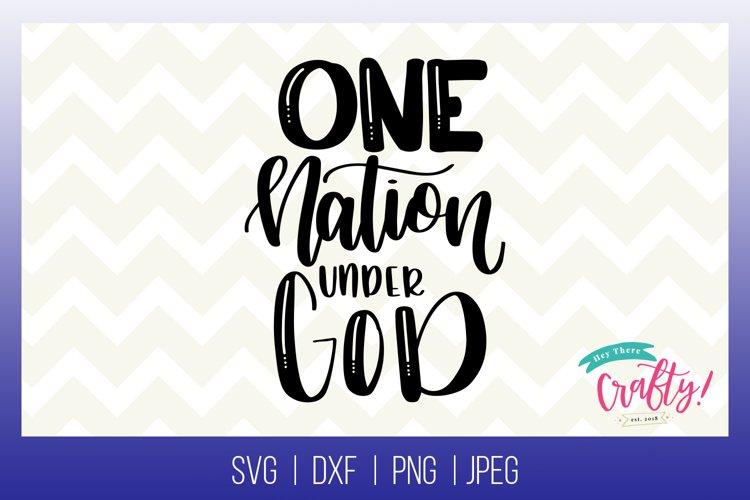 One Nation Under God | Digital File