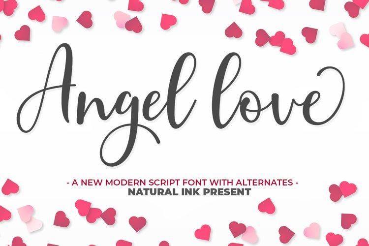 Angel love Script