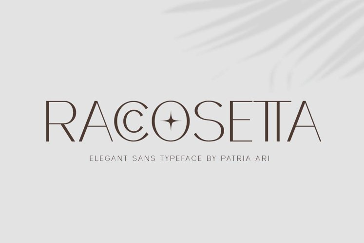 Raccosetta example image 1