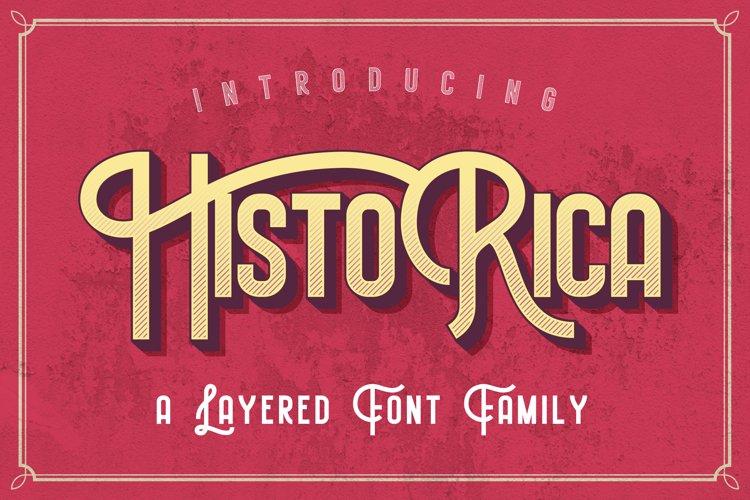 Historica Typeface example image 1